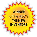 Winner of the ABC's The New Inventors